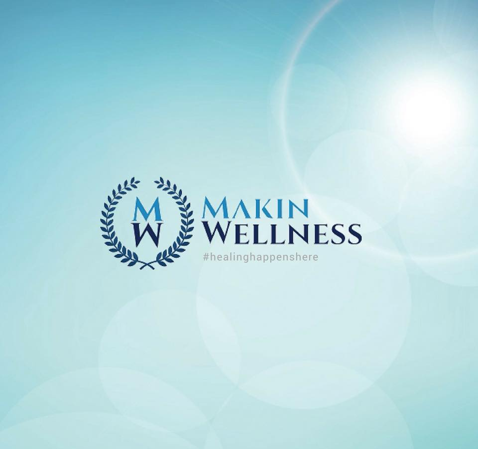 makin wellness logo banner