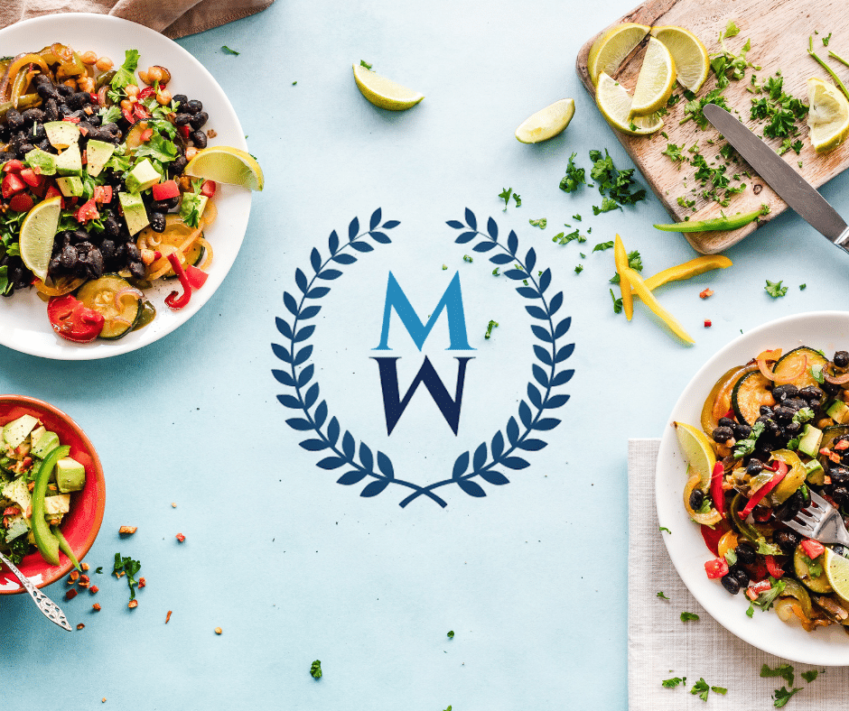 nutritious foods with makin wellness logo