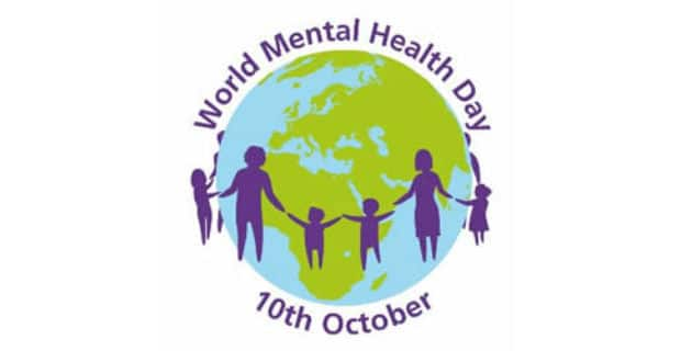 banner for world mental health day