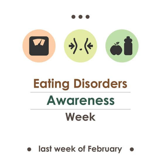 banner for eating disorders awareness week