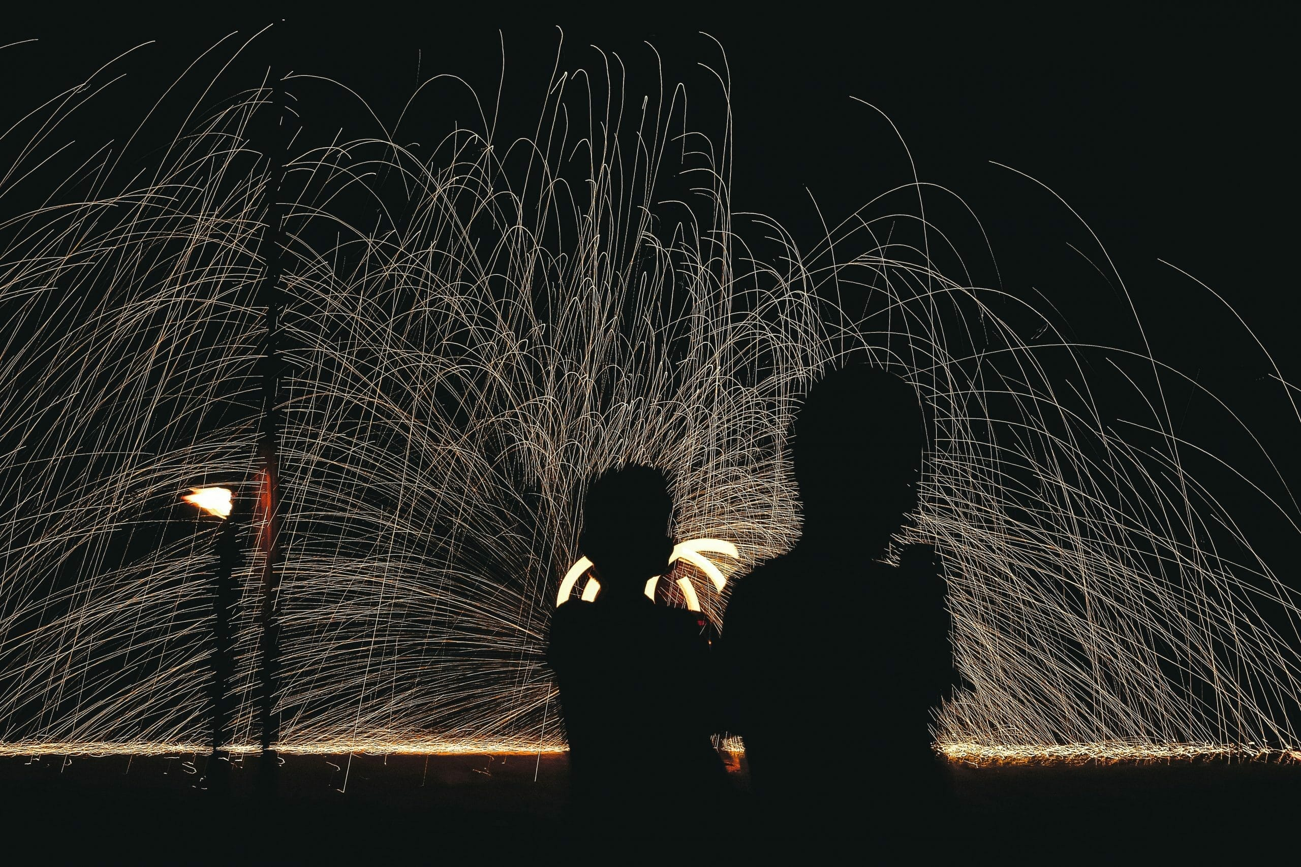 Reducing your childs fear of fireworks
