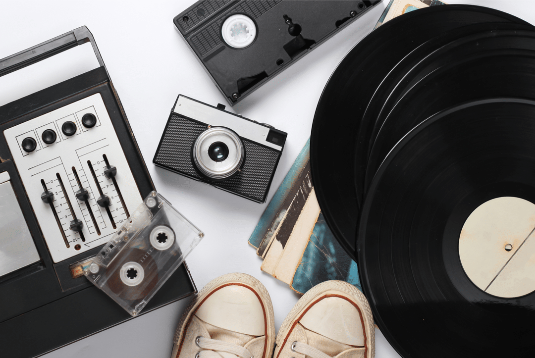 Nostalgia Is A Proven Unconditional Friend When You're In Need